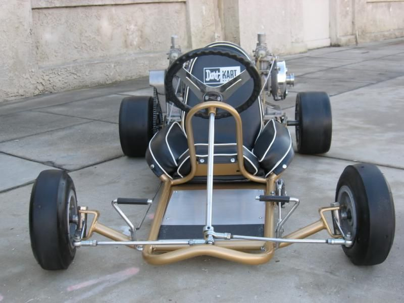 Pedal Car Steering System : Kart build page pirate and off road