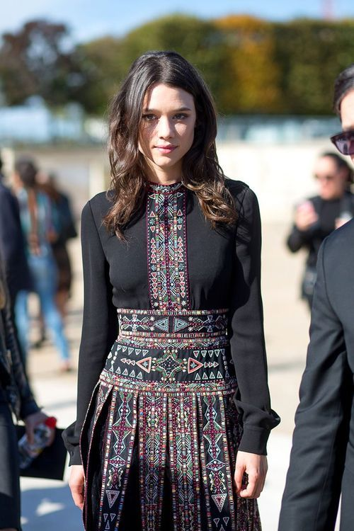 The Paris Way  Fashion Week Street Style Day 7  5420d251f367a