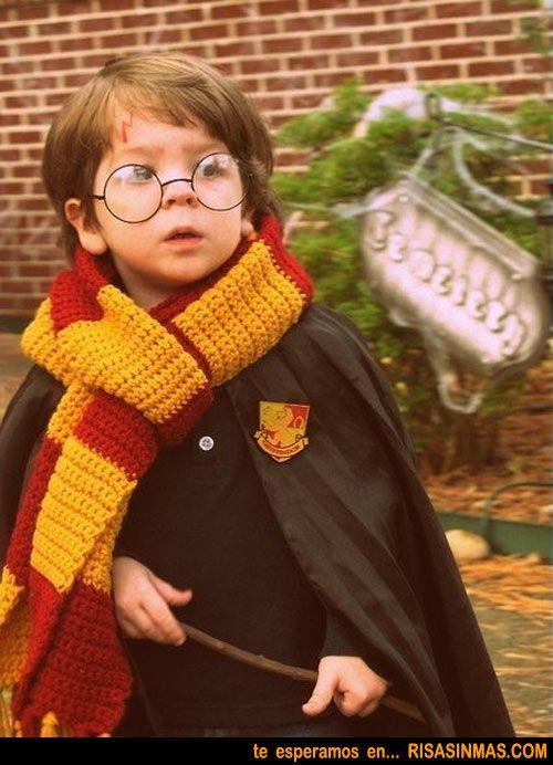 Disfraz Harry Potter niño | #carnaval #disfraces #kids #baby #bebe
