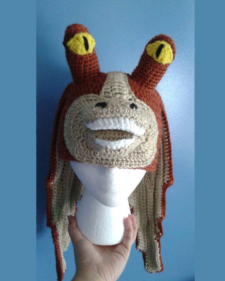Jar Jar Binks Character-Inspired Hat by Twinkletoesnstardust on Etsy ...
