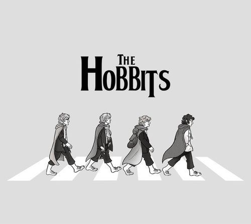 Hobbit Road ♊️