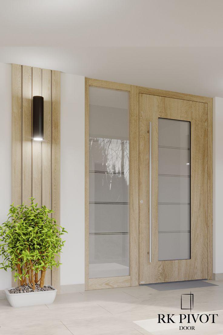 Turner Oak | RK Pivot door | Residential door | Modern door …