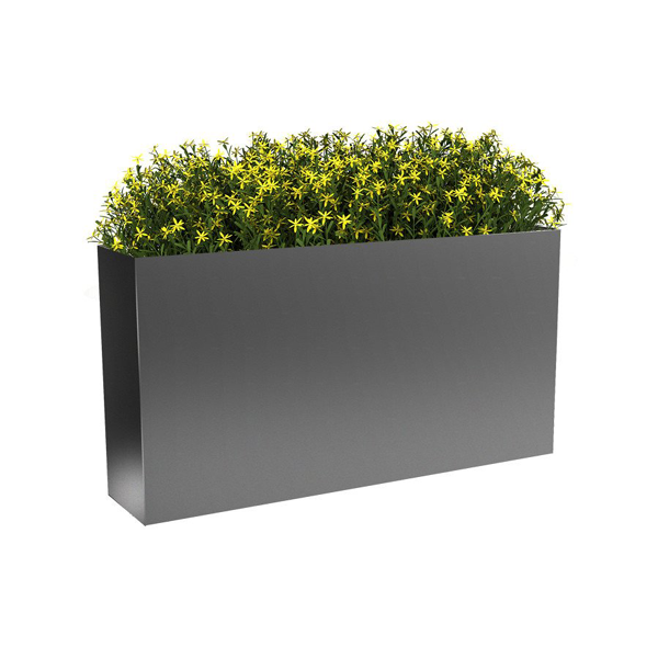 Discontinued Rectangle High Series Planter Rectangle Planters Modern Planters Planters