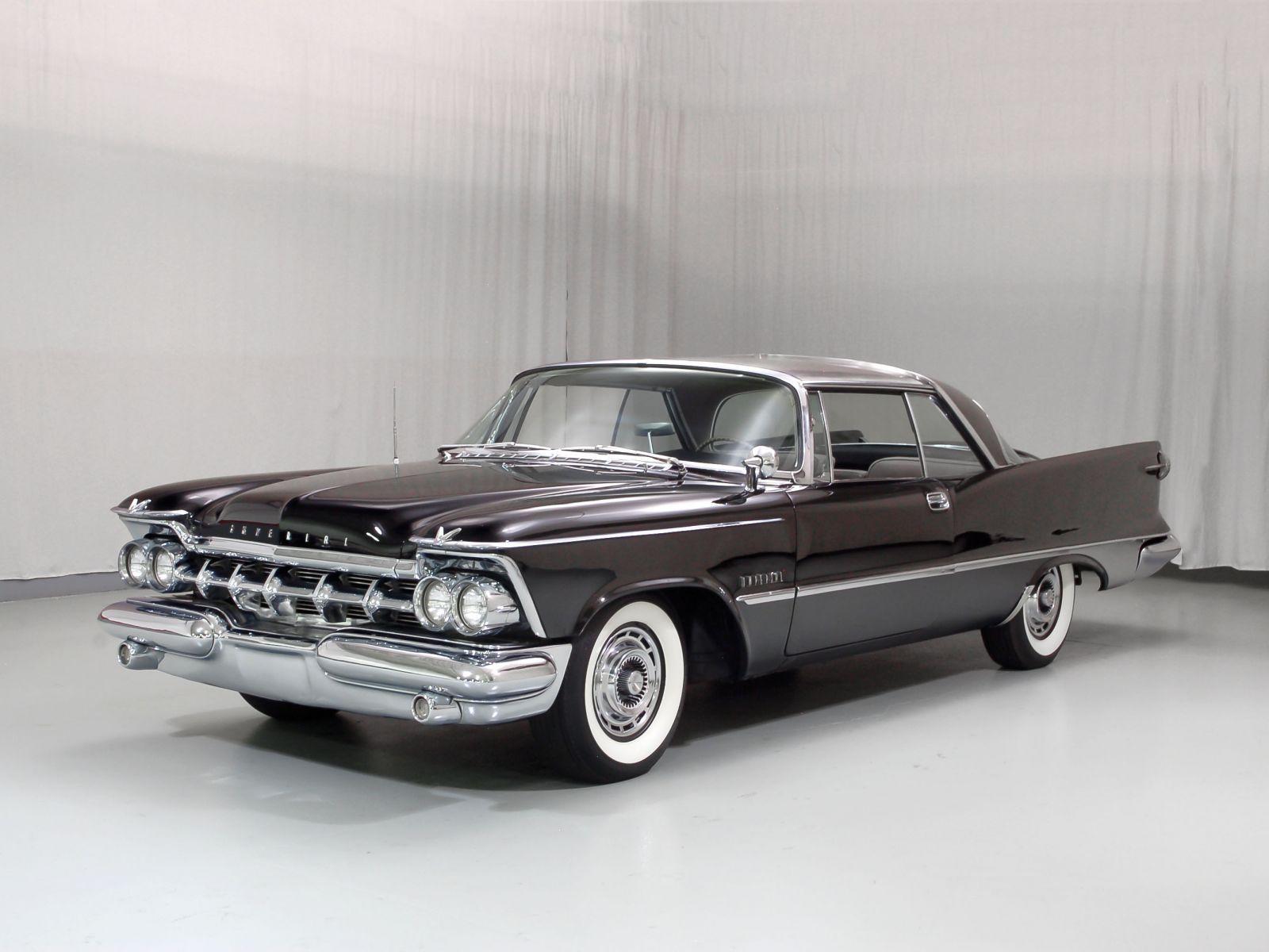 1959 Chrysler Imperial South Hampton Coupe - Hyman Ltd. Classic Cars ...