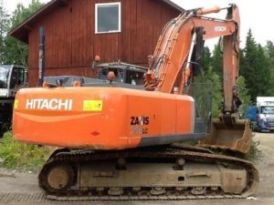 awesome hitachi zaxis 330 330lc 350h 350lch 350lc 350lcn 370mth rh pinterest com Volvo 330 Excavator Long Reach Specs Volvo EC330BLC Specs
