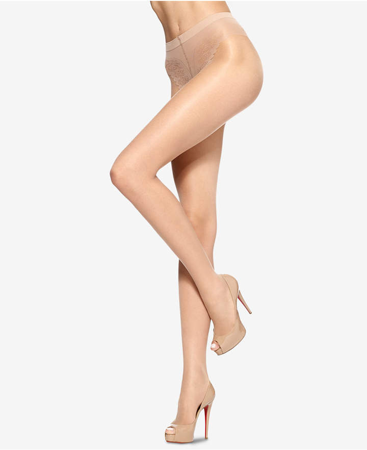 319899e3c0b3 Hue Women's Toeless Sheers with Lace Panty #Toeless#Women#Hue   Sexy ...