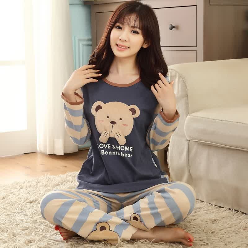 143f4840e3 NIGHT SUIT FUNNY | Women Fashion and Style in 2019 | Pajamas women ...
