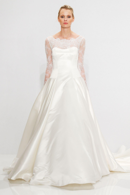 Dennis Basso for Kleinfeld Bridal gown styles, Wedding
