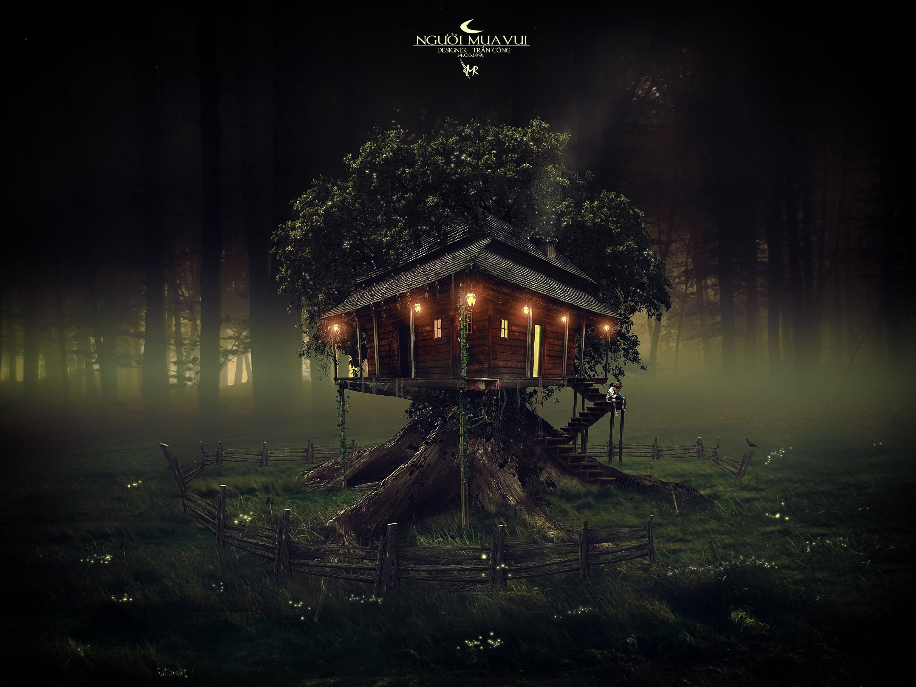 home tree house cgi | pinterest | tree houses