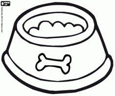 Kleurplaten Hondenhok.Afbeeldingsresultaat Voor Kleurplaat Hondenhok Carrie Dog Bowls
