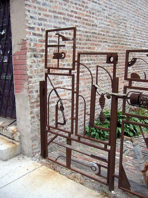 scrap 006 Herreria artistica, Soldadura y Bar