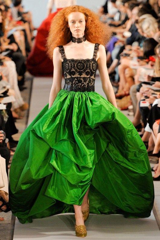 Oscar de la Renta Lente/Zomer 2012 (2)  - Shows - Fashion