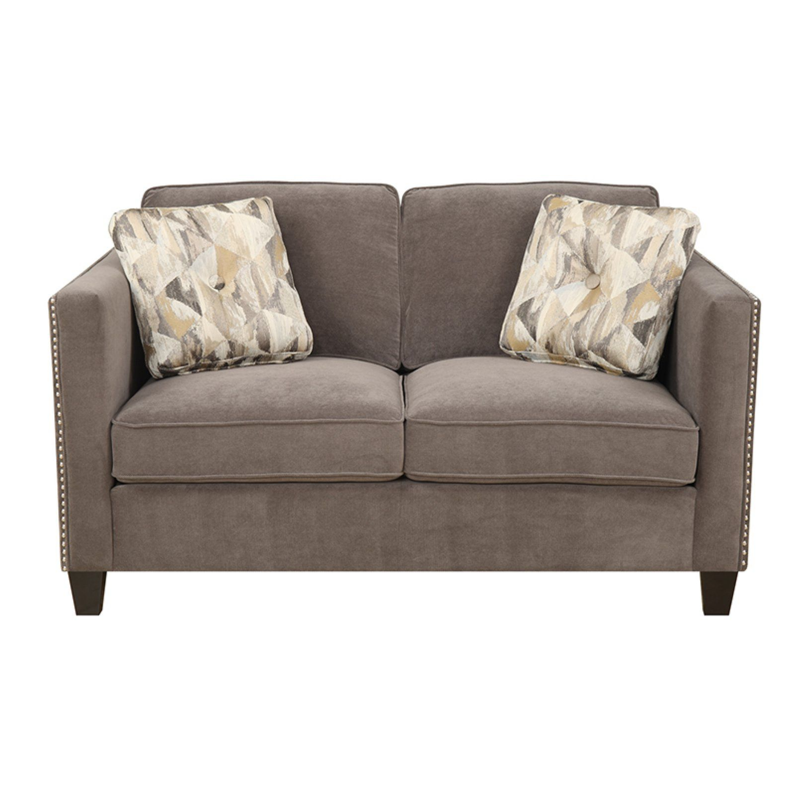 Emelen Sofa And Loveseat Emerald Home Focus Loveseat In 2019 Products Living Room