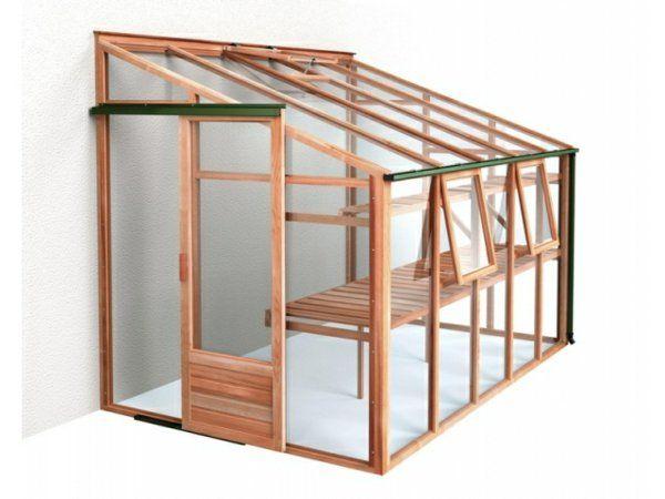 pultdachkonstruktion bei gartenh usern mit vorgefertigten teilen kleingarten. Black Bedroom Furniture Sets. Home Design Ideas
