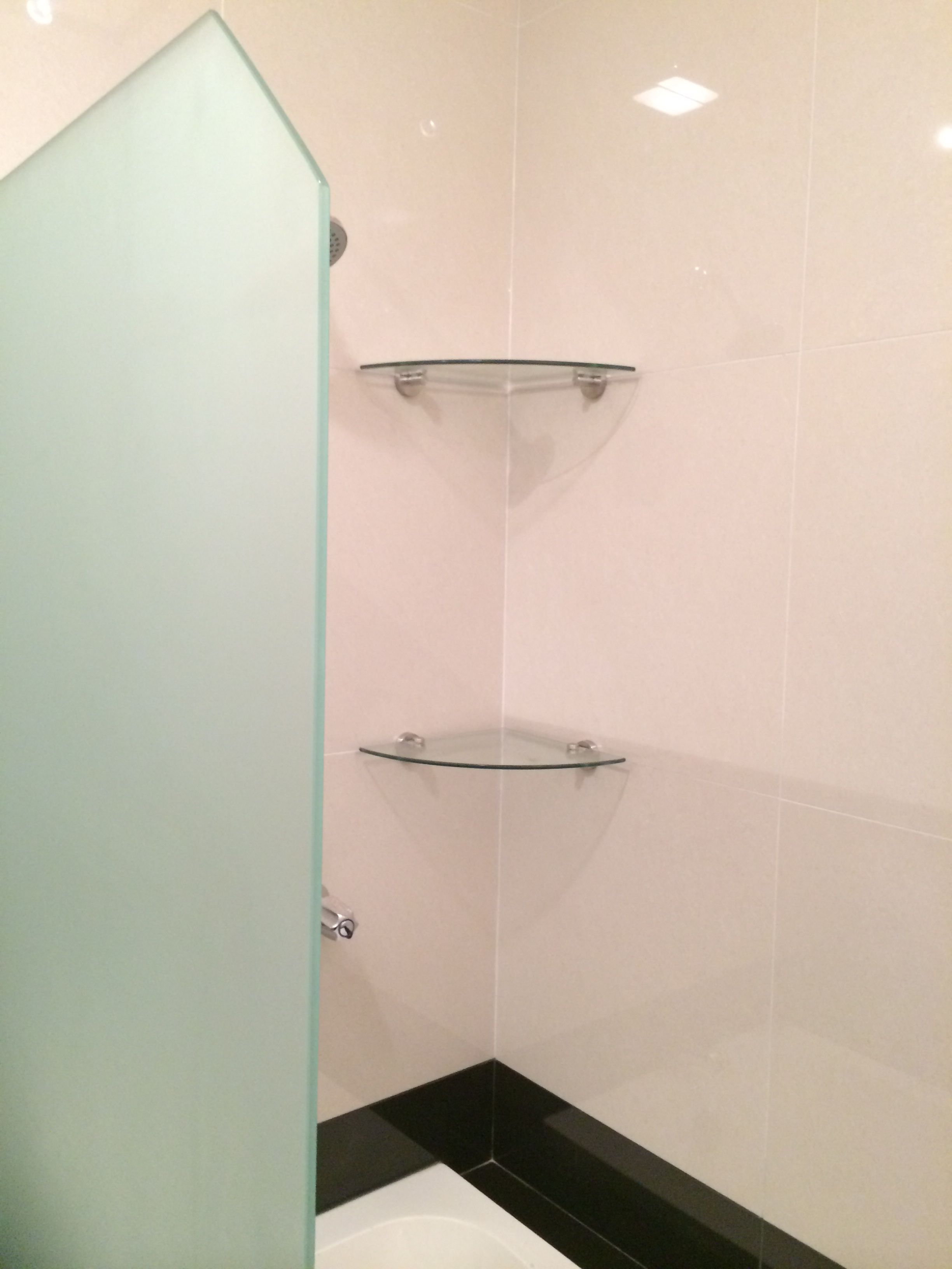 esquineros para duchas instalacionesmdb pinterest