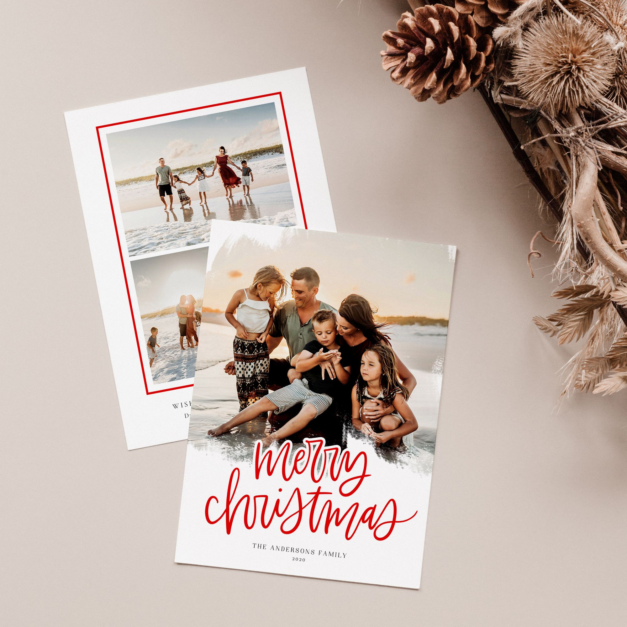 Always Together Christmas Card Christmas Card Design Christmas Photo Cards Holiday Card Collection