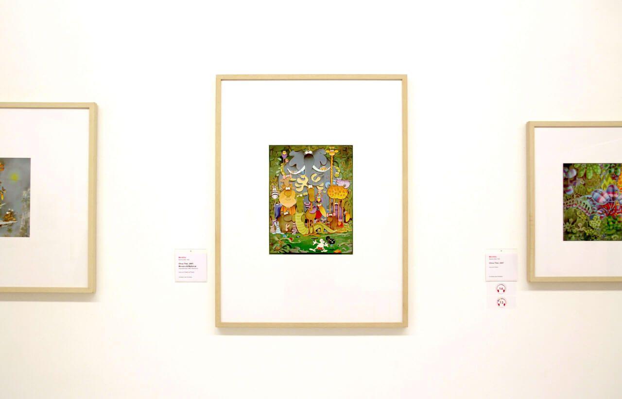 Garvin Evans zeigt Ausstellung \