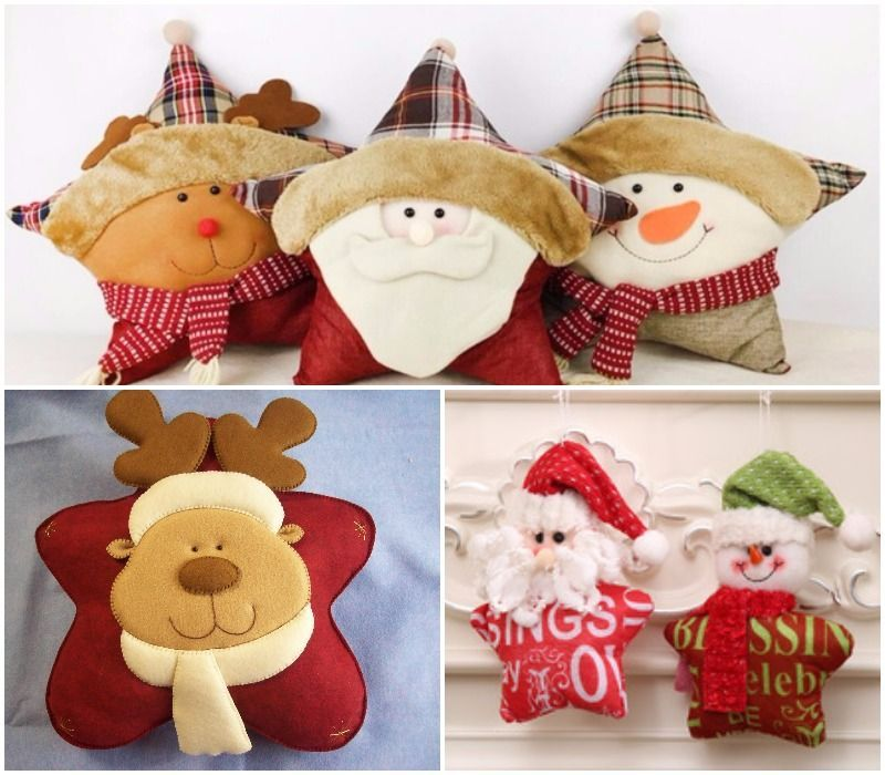 I➨ Entra y descubre ideas para hacer estrellas de Navidad caseras. Cuando veas este post vas a querer hacer las tuyas. ¡Algunas son realmente geniales!