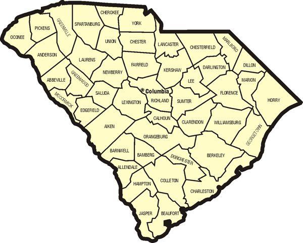 South Carolina Mugshot Removal - How to remove SC arrests mugshot