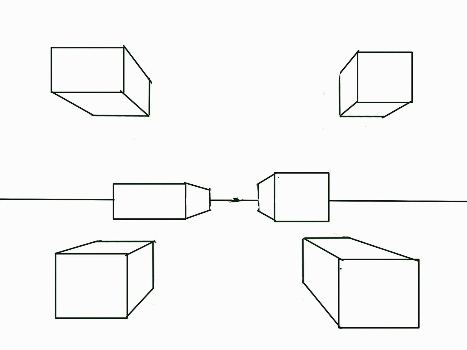 Worksheets. One Point Perspective Worksheet. waytoohuman