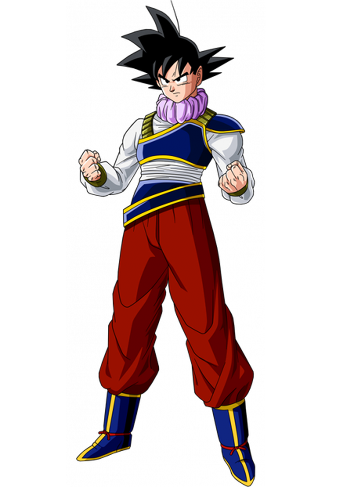 Goku Yardrat Clothes Anime Dragon Ball Super Anime Dragon Ball Dragon Ball Super