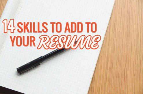 14 Marketing Skills to Add to Your Resume This Year WordStream - marketing skills resume