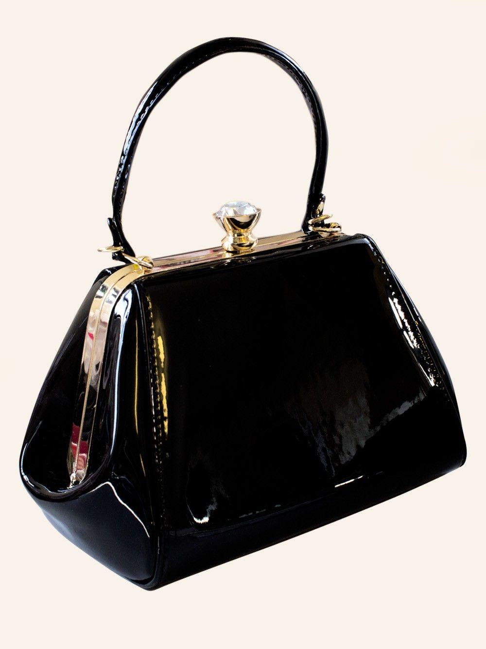 GABRIELLE'S AMAZING FANTASY CLOSET | Tiffany Patent Handbag ...