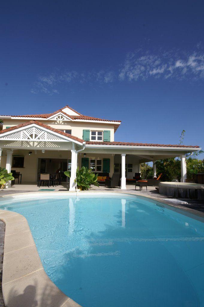 Piscine et Spa de la Villa Boubou 8 10 personnes Guadeloupe, 30 m