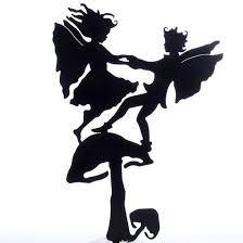 """Résultat de recherche d'images pour """"fairy silhouette"""""""