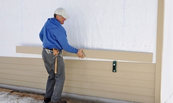 Garage Door Installation Replacement By Mike Fort Collins Co Vinyl Siding Installation Installing Siding Vinyl Siding