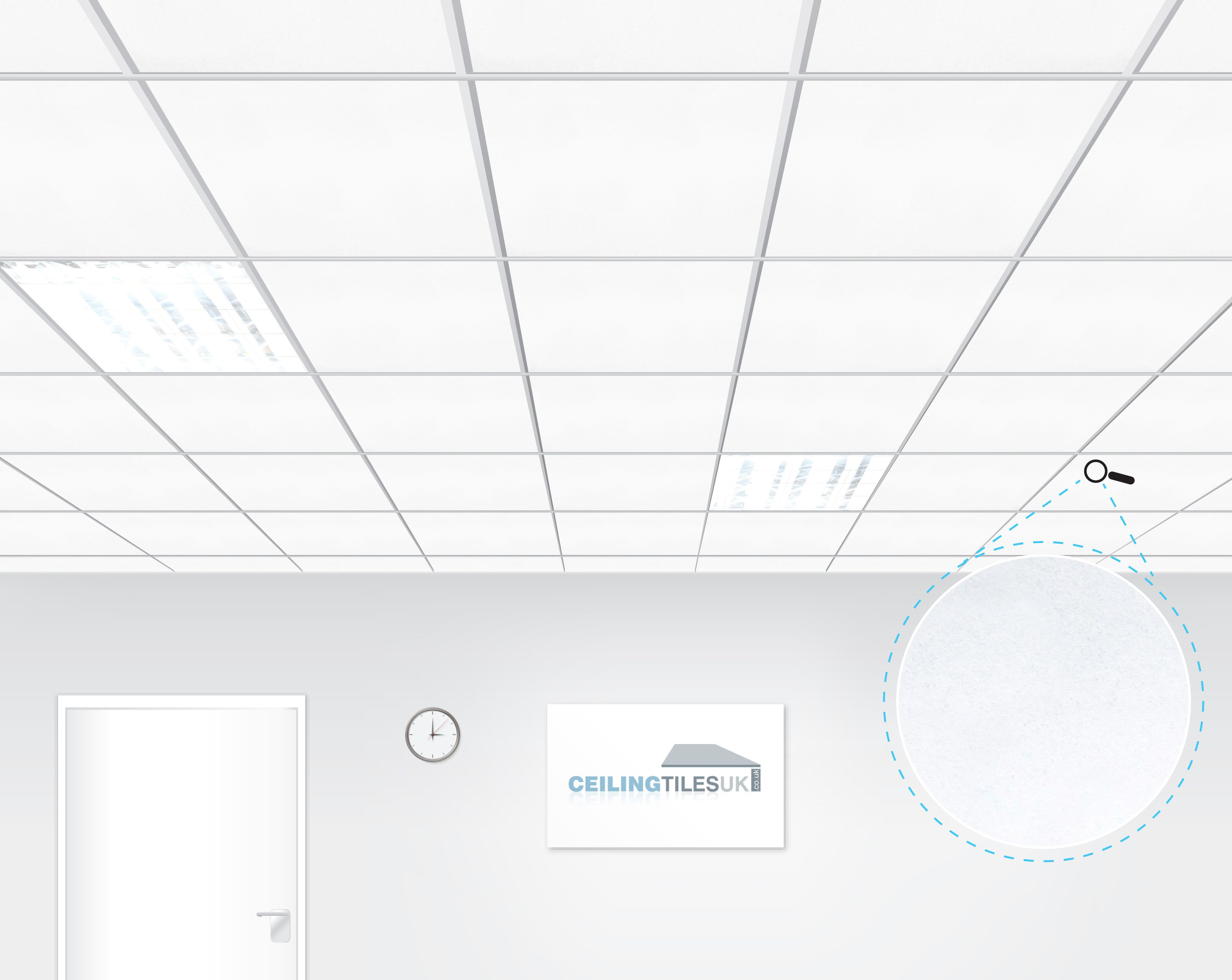 Armstrong ultima 600x600mm microlook suspended ceiling ceiling armstrong ultima 600x600mm microlook suspended ceiling ceiling tiles uk dailygadgetfo Image collections