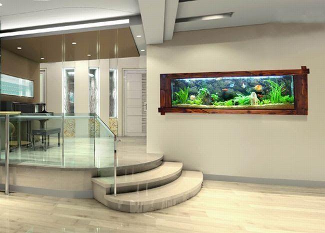 50 Beautiful Fish Aquarium Designs Aquarium Design Kerala House