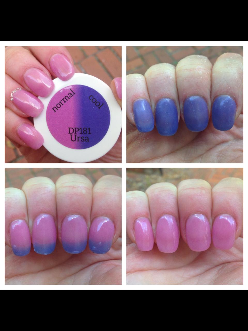DP181 Ursa | Dipped nails and Nail products