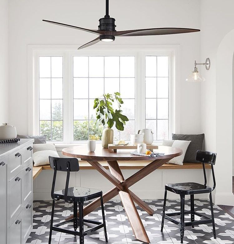 CEILING FAN IDEA | Dining room design, Best ceiling fans ...