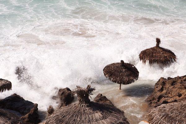 Tsunami in Morocco