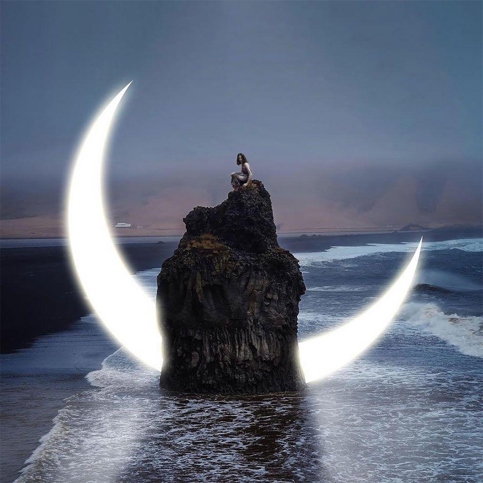 Artist Ted Chin Creates Stunning Dreamlike And Surreal Photo Manipulations
