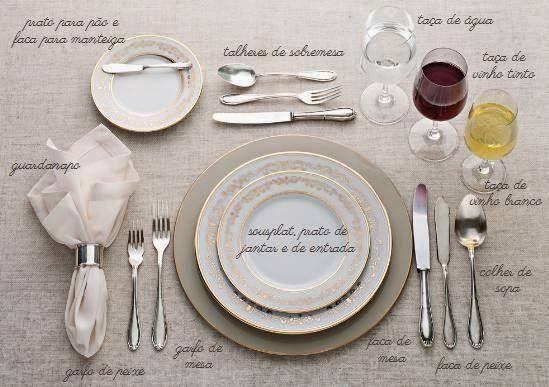 As notas da Pipinha: Jantares formais