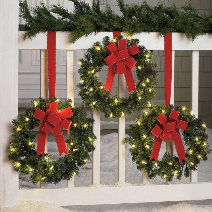 Pin de elsy garcia en navidad Navidad, Decoracion navidad y - Decoracion Navidea Para Exteriores De Casas