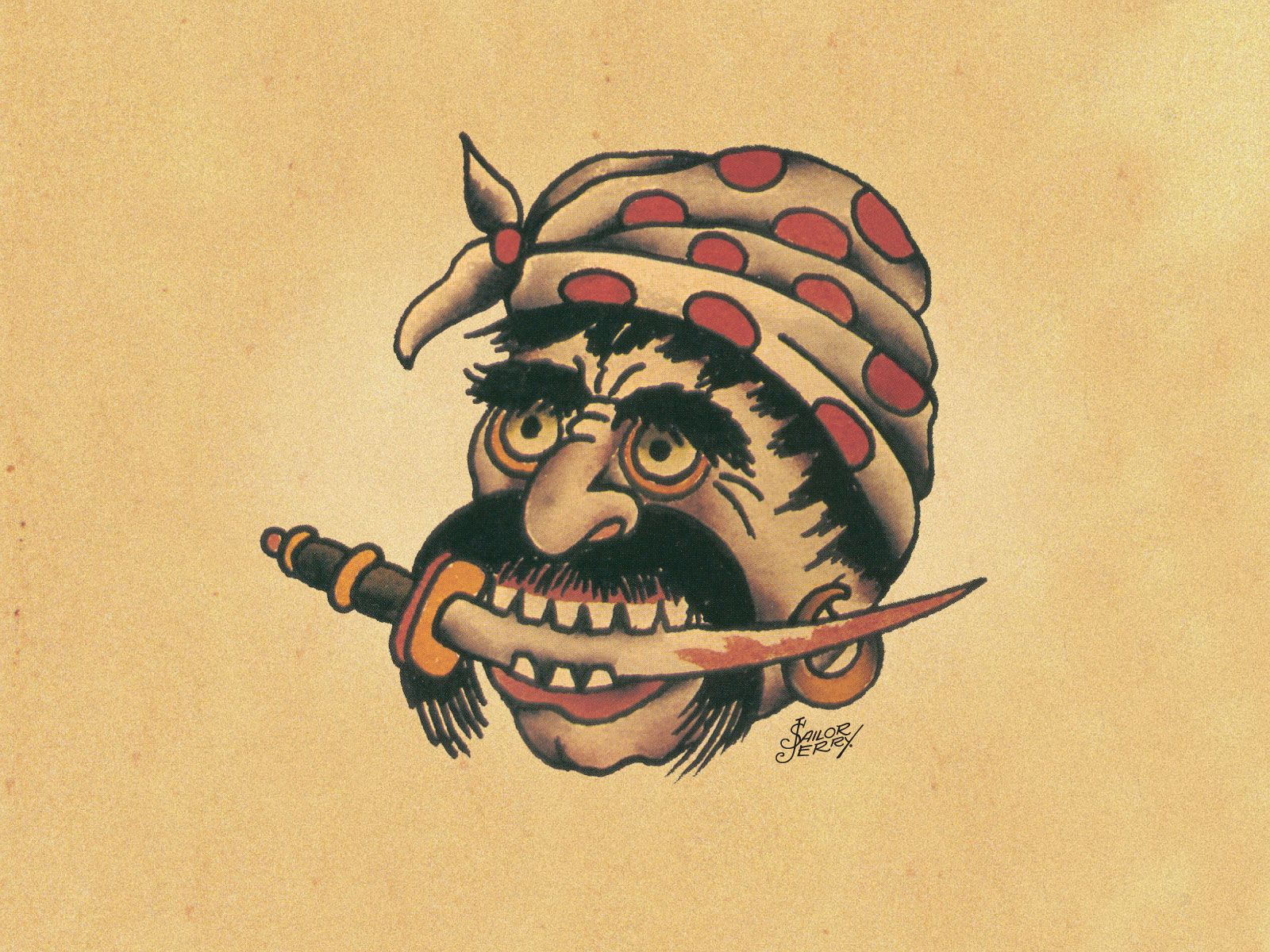 Sailor Jerry Hula Girl Tattoo by hart101 on DeviantArt | Sailor ...