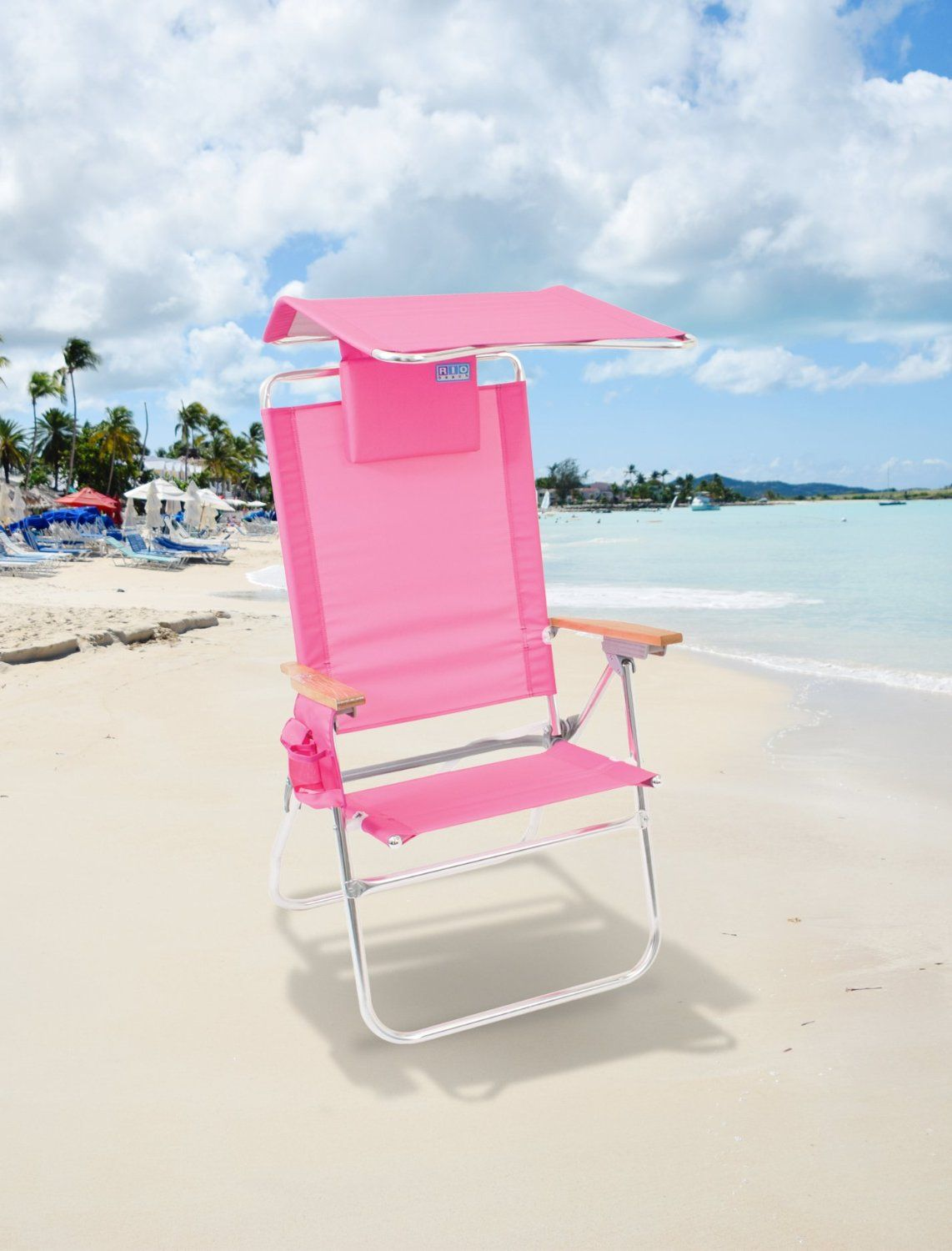 Pink Fold Up Chair #23 - Best Choice Products® Picnic Double Folding Chair W Umbrella Table