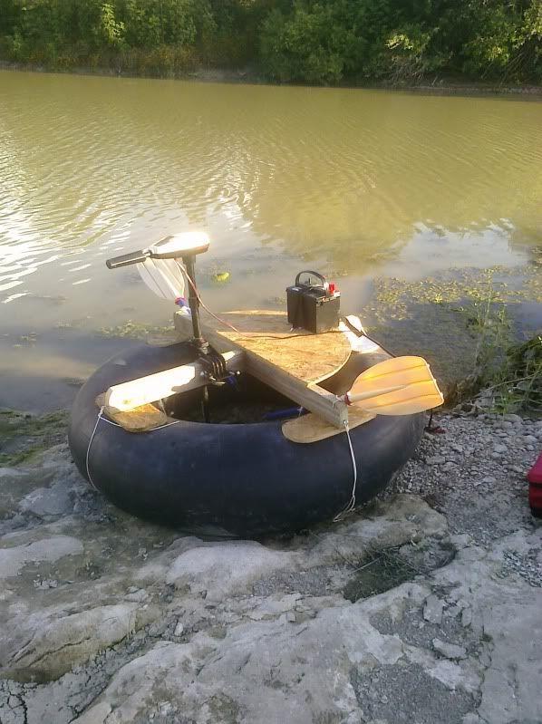 My One Man Fishing Boat - Boat Design Forums | Fishing ...