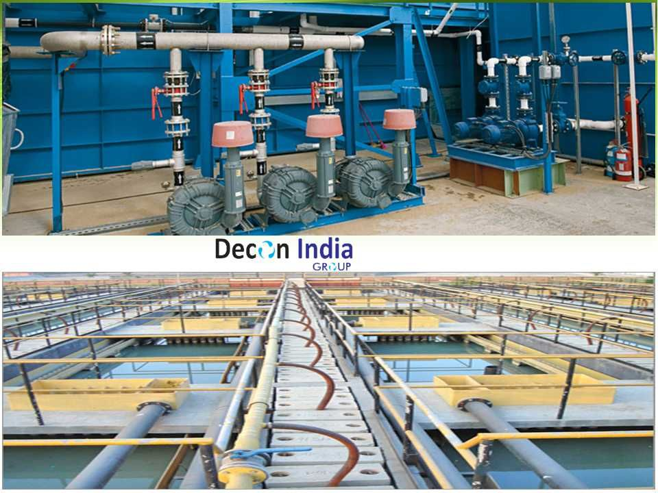 Decon India Group The Best Supplier Of Sewage Water Treatment Plant Using The Advanced Technology Pro Water Treatment Plant Water Waste Wastewater Treatment