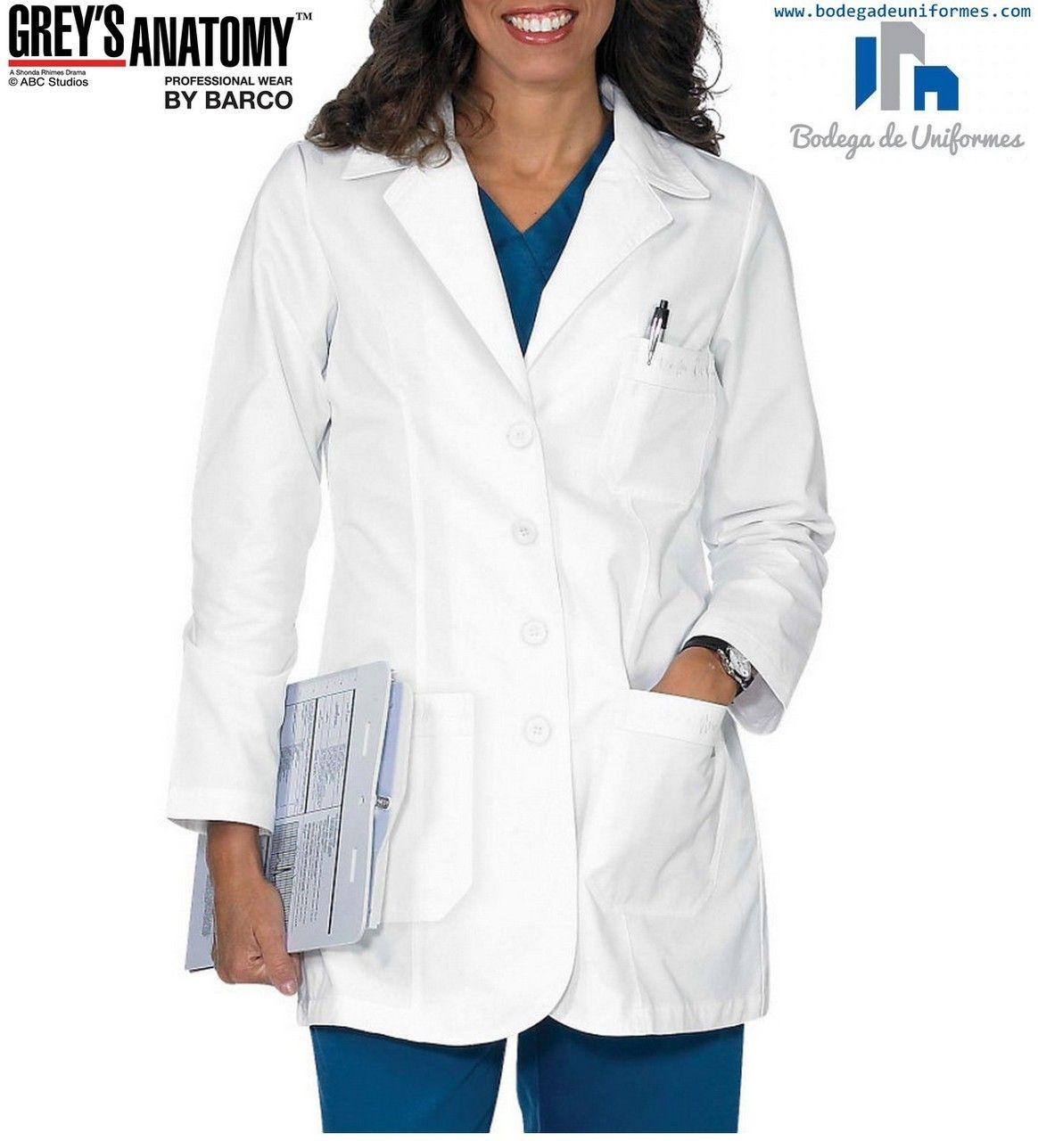 Grey\'s Anatomy by Barco 4425-10 Bata Medica | Salud | Pinterest ...