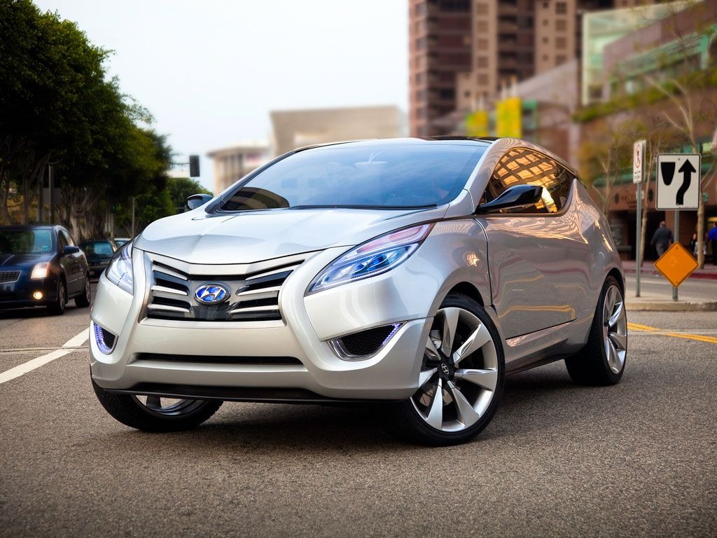 Hyundai Nuvis Concept Car Hyundai Cars Hyundai Car Detailing