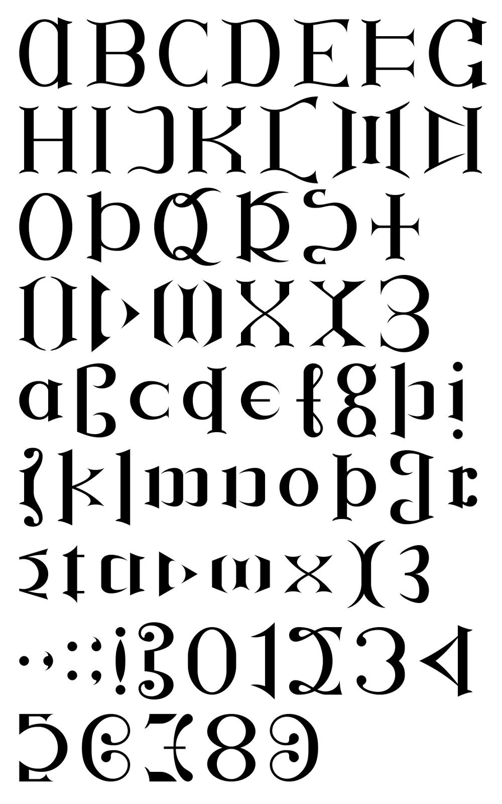Free Online Font Generator Tattoos: Ambigram, Tattoo Fonts, Ambigram Tattoo