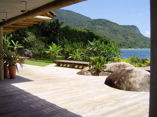 Breaking Dawn Filming To Start Today In Paraty Twilight Lexicon Island House Isle Beautiful Places