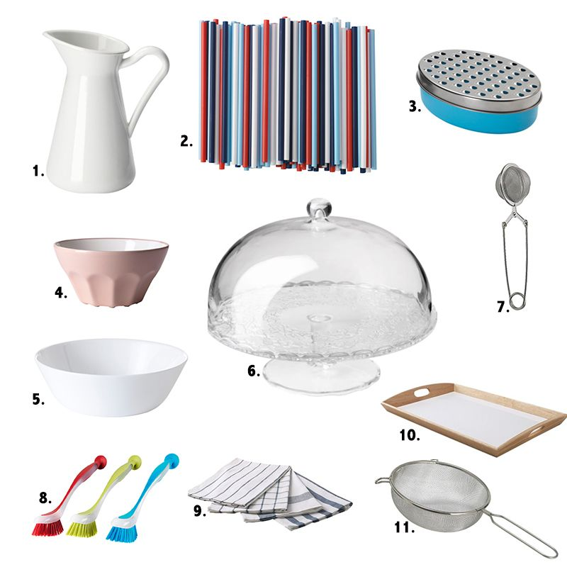 Ikea Kitchen Must Haves | Ikea must haves, Kitchen must ...