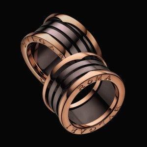 wholesale dealer 0239c b44e3 B.Zero1 Roma – El #anillo de #Bulgari por su 130 ...