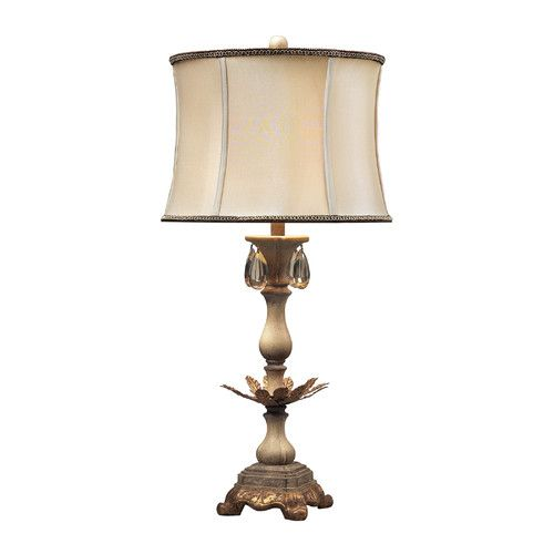 "Found it at Wayfair - Accent 29.5"" H Table Lamp with Oval Shade"