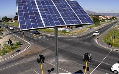 Durban To Have Solar Powered Robots Cii Broadcasting Solar Solar Power Solar Lights